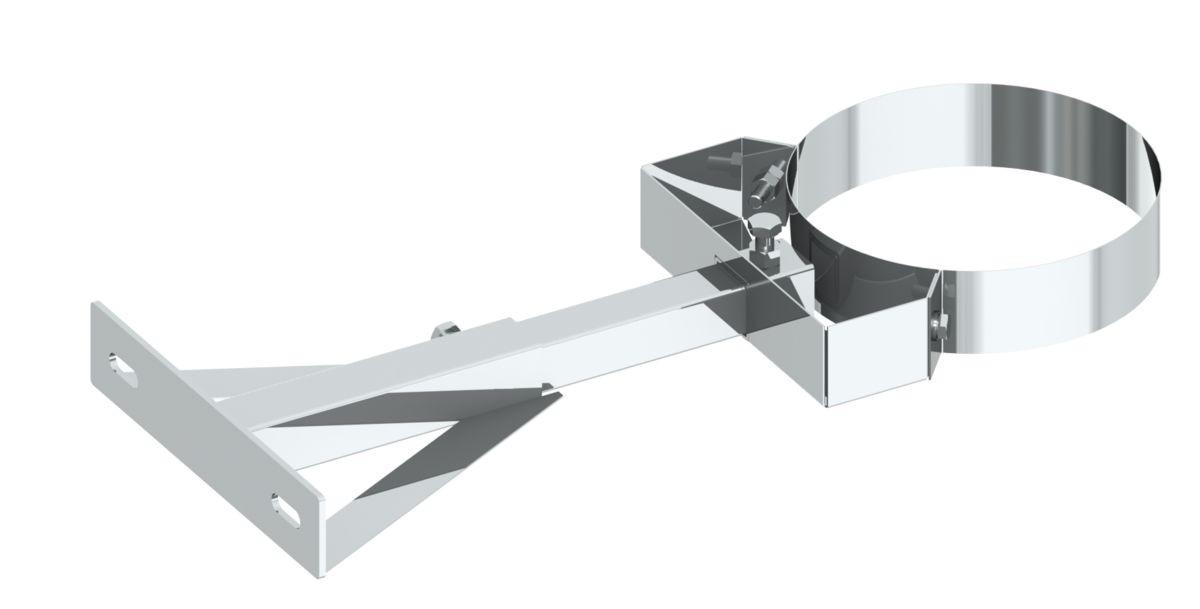 Wandabstandshalter starr, 250-360mm