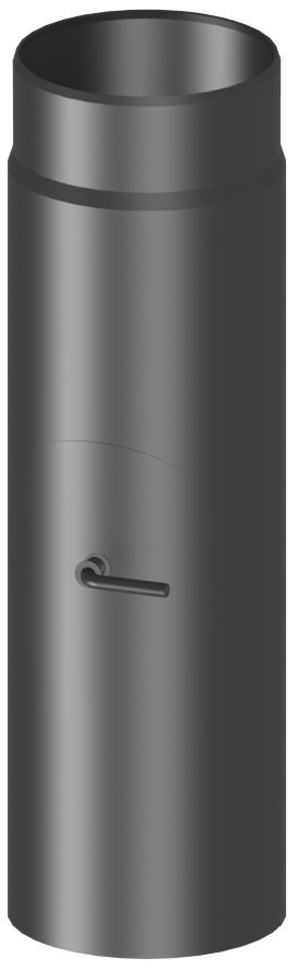 30 cm met klepsleutel en reinigingsluik