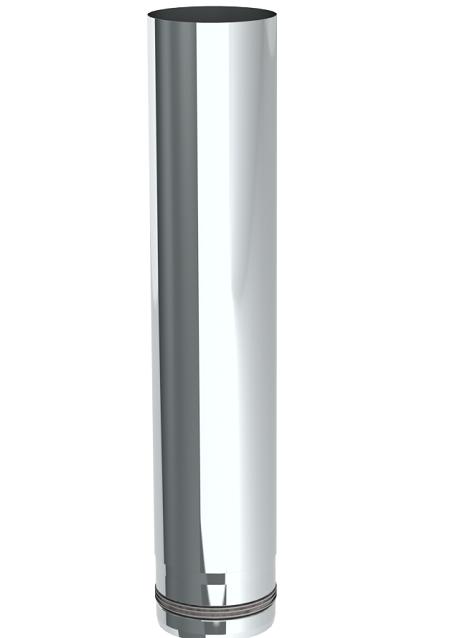 Recht 50 cm - 80 mm