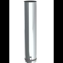 Pelletkachelbuis 50 cm - 100 mm